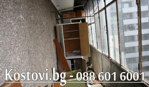 Извозване на мебели за вграждане