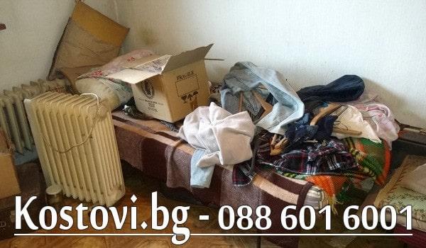 Бързо извозване на мебели